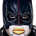 Bat Girl by Jan Raphael