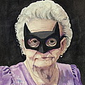 Bat Gran by Kirsten Beitler