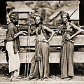 Batak Warriors In Indonesia 1870 by Mountain Dreams