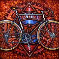 Bates Bicycle by Mark Howard Jones