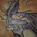 Batgirl by Giuseppe Amodeo
