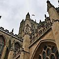 Bath Abbey by Christopher Hoffman