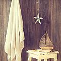 Bathroom Interior by Amanda Elwell