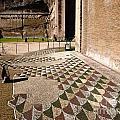 Baths Floor Tile by Ted Pollard