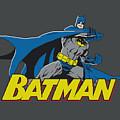 Batman - 8 Bit Cape by Brand A