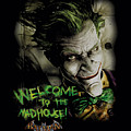 Batman Aa - Welcome To The Madhouse by Brand A