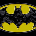 Batman - Bats In Logo by Brand A