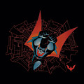 Batman Beyond - Swooping Down by Brand A