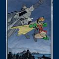 Batman - Dkr Duo by Brand A