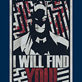 Batman - I Will Fnd You by Brand A