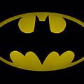 Batman - Washed Bat Logo by Brand A