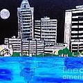 Baton Rouge La  by Saundra Myles