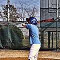 Batter Up by Carolyn Ricks