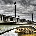 Battersea Bridge London by David Pyatt