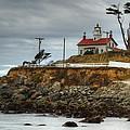 Battery Point Lighthouse 1 B by John Brueske