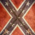 Battle Flag Civil War Confederate States by Randy Steele