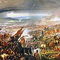 Battle Of Avay by Pedro Americo