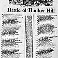 Battle Of Bunker Hill by Granger