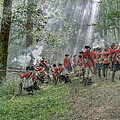 Battle Of Bushy Run 2010 by Randy Steele