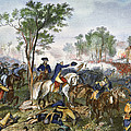 Battle Of Eutaw Springs by Granger