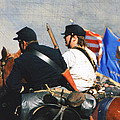 Battle Of Franklin - 2 by Kae Cheatham