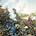 Battle Of Franklin by Unknown
