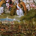 Battle Of Lepanto by Paolo Veronese