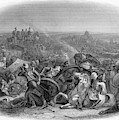 Battle Of Meeanee Sind Campaign - by Mary Evans Picture Library