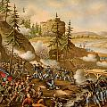 Battle Of Missionary Ridge by MotionAge Designs