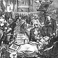 Battle Of Sedan, 1870 by Granger