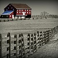 Battlefield Barn by Bob Geary