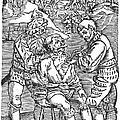 Battlefield Surgeon, 1540 by Granger