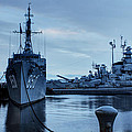 Battleship Cove by Andrew Pacheco