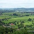 Bavarian Green Valley by Carol Groenen
