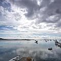 Bay Area Boats II by Jon Glaser