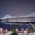 Bay Bridge Grand Lighting Ceremony by David Yu