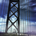 Bay Bridge by Jill Battaglia