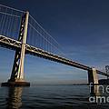 Bay Bridge Noir by Hugh Stickney