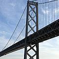 Bay Bridge San Francisco by Jason O Watson