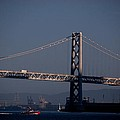 Bay Bridge West Span by Eric Tressler