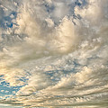 Bay Clouds by Alice Cahill