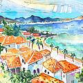 Bay Of Saint Martin by Miki De Goodaboom