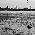 Bay Of Tallinn by Voldemar Vaglaots