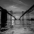 Bay Bridge Strength by Jennifer Casey