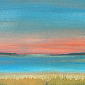 Bay Sunset by Rhodes Rumsey