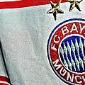 Bayern Munchen Poster Art by Florian Rodarte