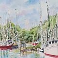 Bayou La Batre by Danny Helms