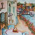 Bayside Bistro by Elaine Duras
