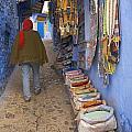 Bazaar Of Colors by Renato Sensibile