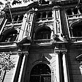 bbva bank huerfanos street city branch Santiago Chile by Joe Fox